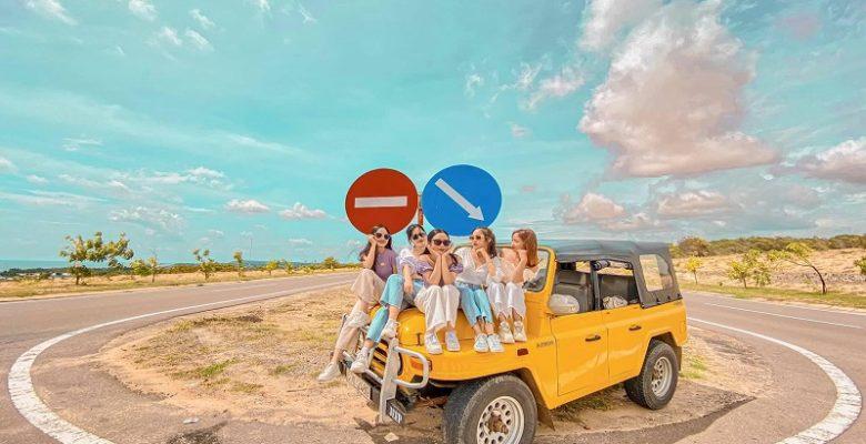 Kinh nghiệm du lịch Phan Thiết, tour xe Jeep ở Phan Thiết